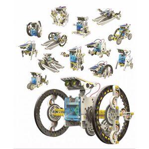 Powerplus Rabbit kit, jouets solaires 14 en 1 - Publicité