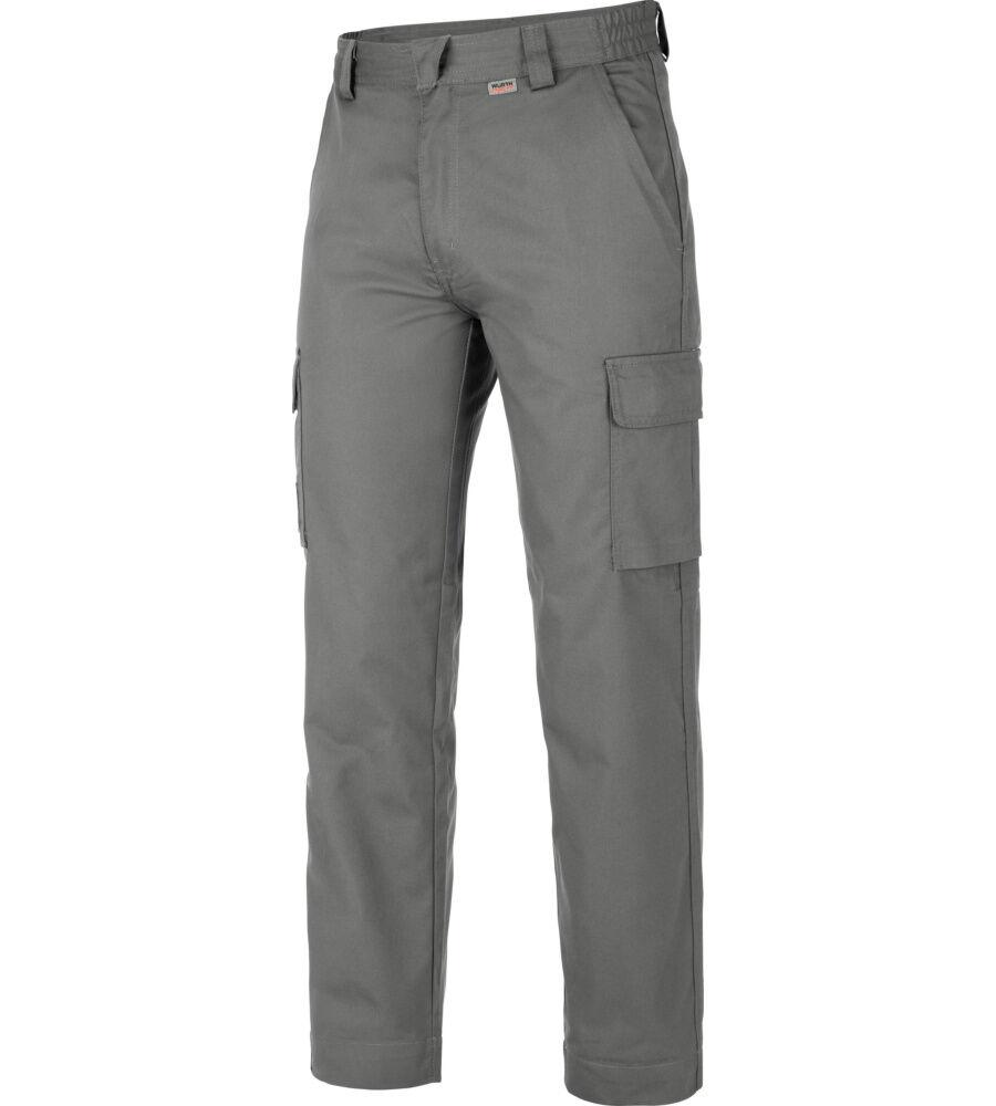 Würth Modyf Pantalon De Travail 100% Coton Classic Würth Modyf Gris