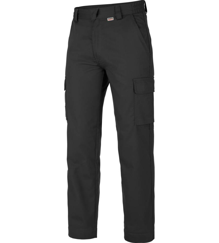 Würth Modyf Pantalon De Travail 100% Coton Classic Würth Modyf Noir