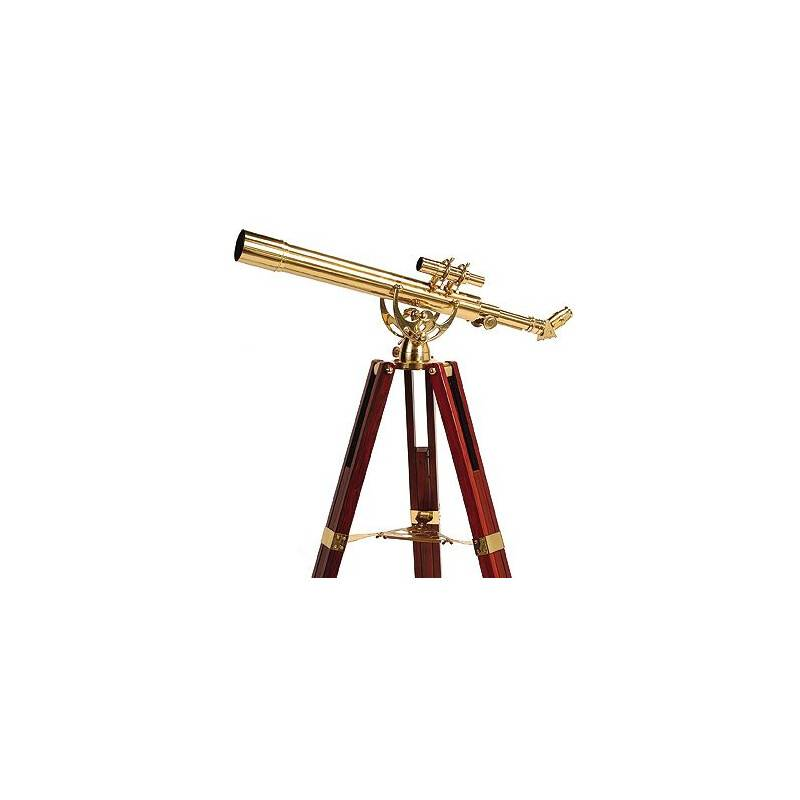 helios optics lunette astronomique en laiton helios optics mt 60/700 28x