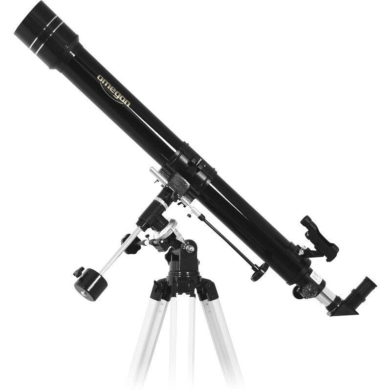omegon télescope omegon ac 70/900 eq-1