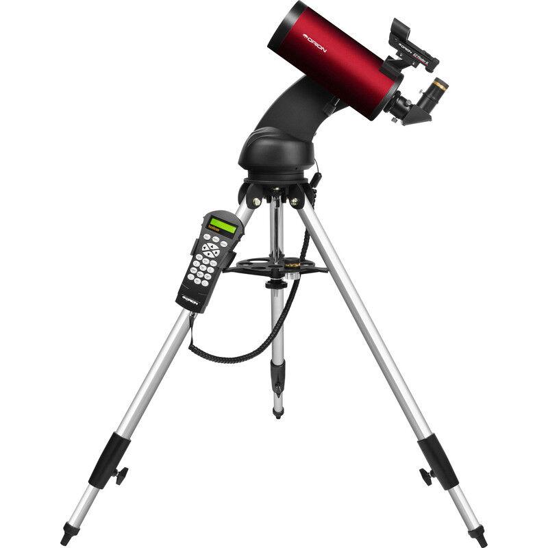 orion télescope maksutov orion mc 102/1300 starseeker iv az synscan-goto