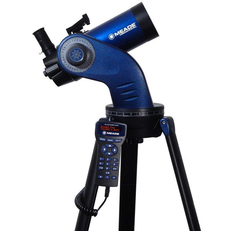 meade télescope maksutov meade mc 90/1250 starnavigator ng 90 mak az goto