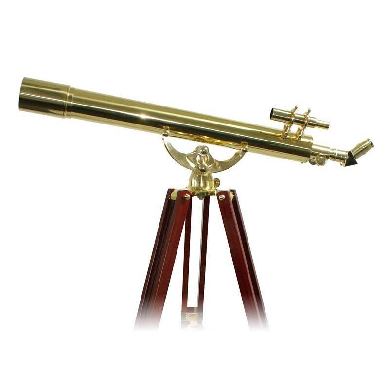helios optics lunette astronomique en laiton helios optics mt 80/900 36x