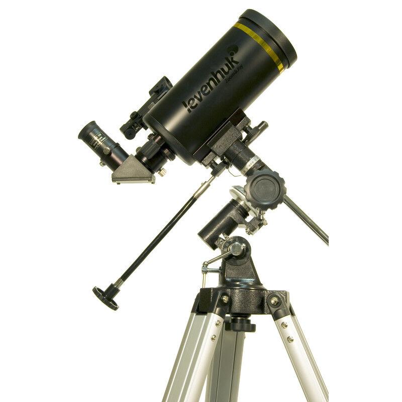 levenhuk télescope maksutov levenhuk mc 90/1250 skyline pro eq-1