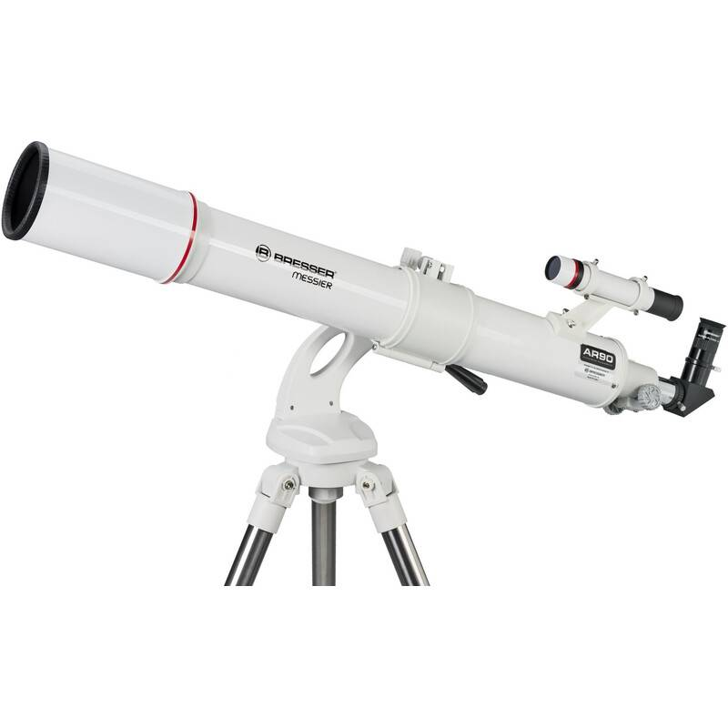 bresser télescope bresser ac 90/900 messier nano az