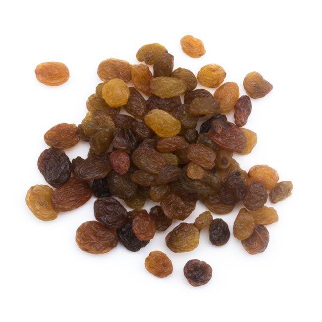 Divers Raisins secs sultana