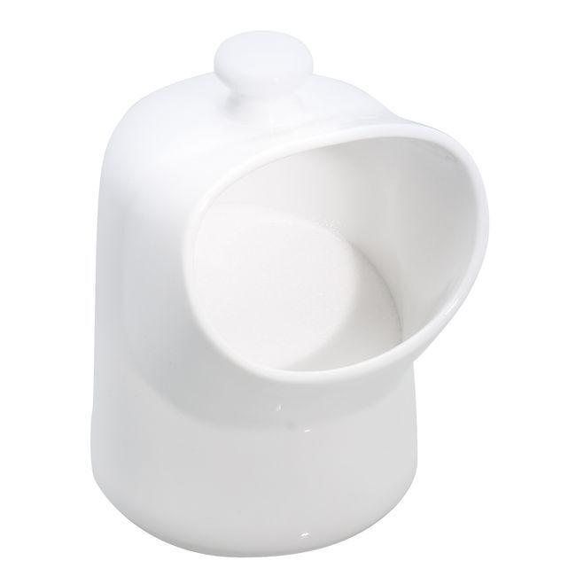Kitchen Craft Main à sel en céramique finition porcelaine
