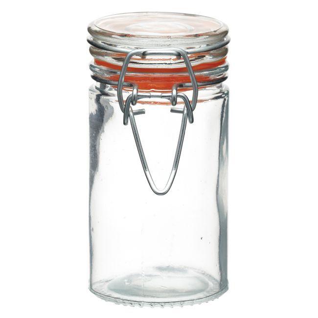 Kitchen Craft Mini bocal à épices en verre