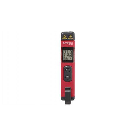 BEHA AMPROBE Thermomètre Infrarouge 500°c Avec Lampe Torche Ir-450 Amprobe