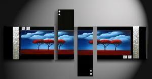 EJRAC Tableaux design zen Pop Arbres