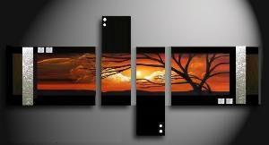 EJRAC Tableaux design Zen arbre