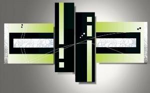 EJRAC Tableaux design Green Tea