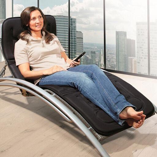 LANAFORM Matelas de Massage électrique chauffant 165 cm