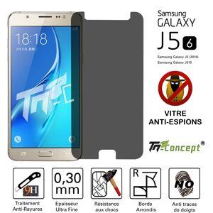 Samsung Galaxy S7 - Vitre  de Protection Anti-Espions - TM Concept