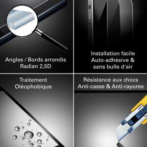 Samsung Galaxy S7 - Vitre de Protection 3D Curved - TM Concept - Publicité