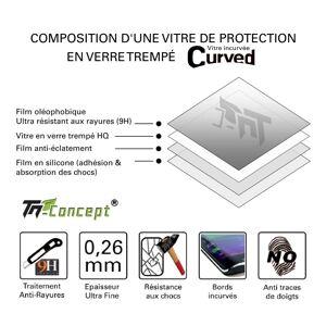 Huawei Honor 5C - Vitre de Protection Crystal - TM Concept - Publicité