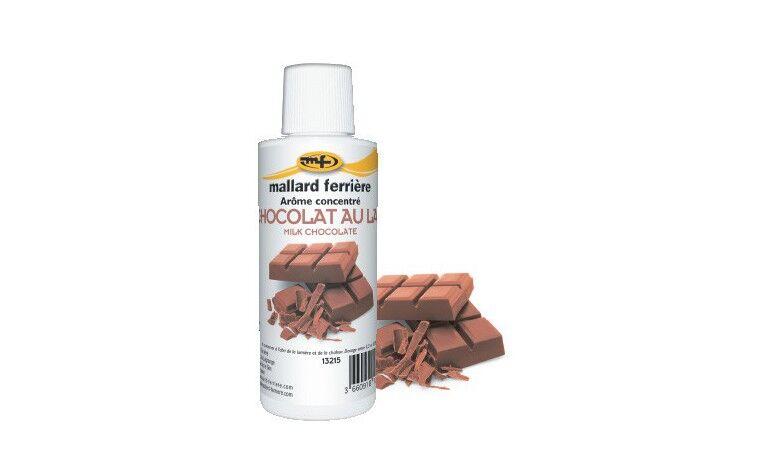 Mallard ferrière Arôme alimentaire concentré Chocolat au lait 125ml