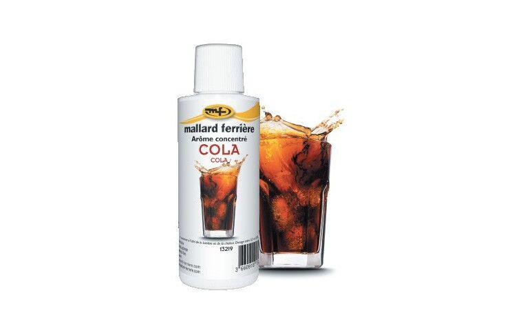 Mallard ferrière Arôme alimentaire concentré Cola 125ml