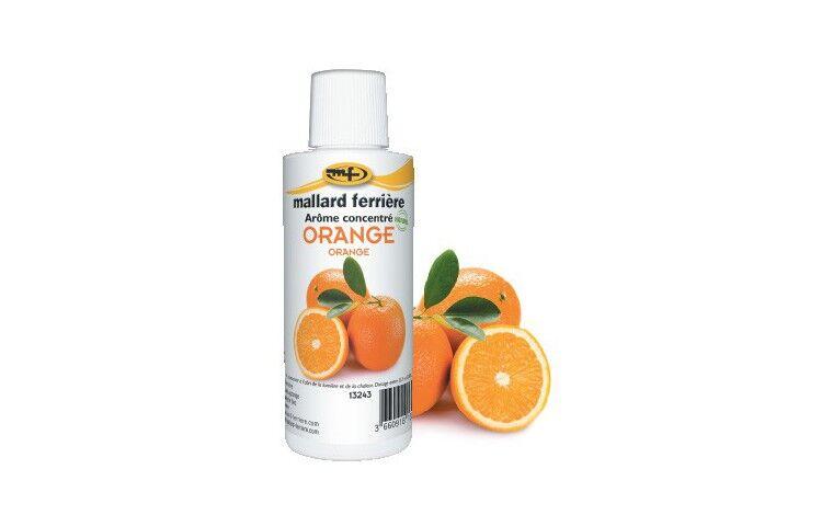 Mallard ferrière Arôme alimentaire concentré Orange 125ml
