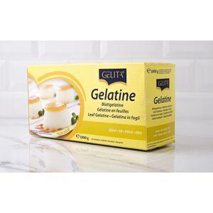 Colichef Gélatine en feuille qualité OR- 1 Kg - Publicité