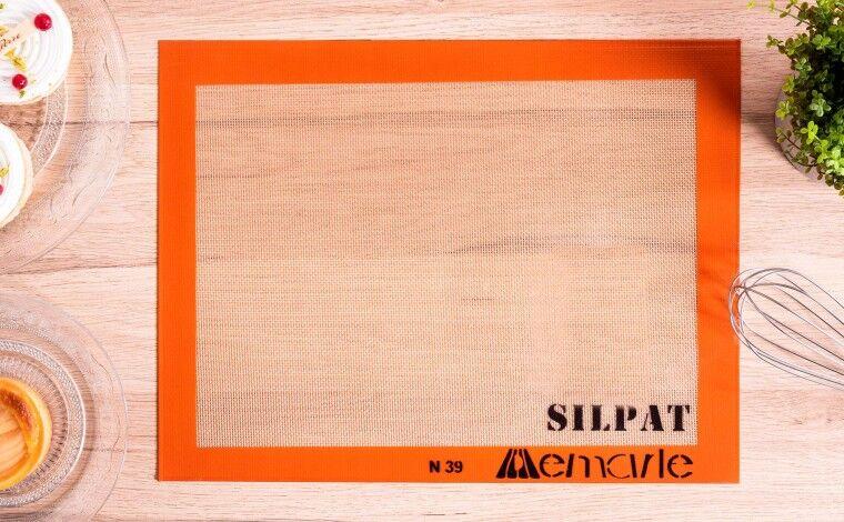 Matfer Bourgeat Toile de cuisson anti-adhérente Silpat - 40x30 cm