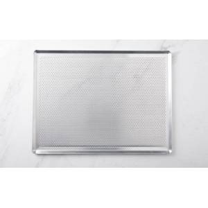 Mallard ferrière Plaque aluminium perforée 40x30cm - Publicité