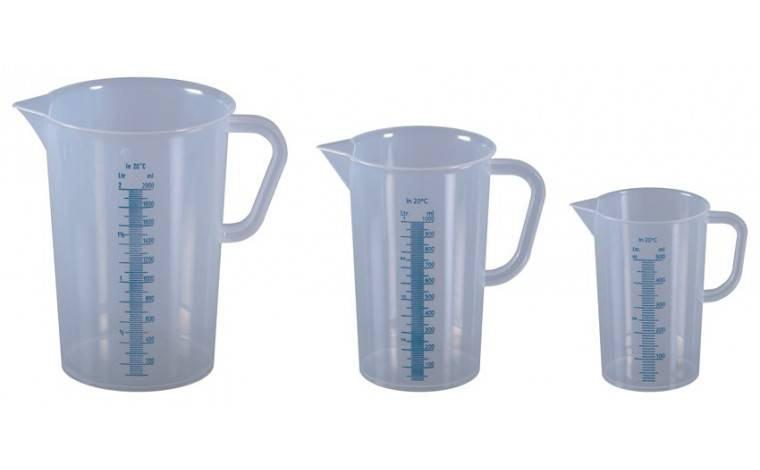 Colichef Mesure graduée plastique 2 litres