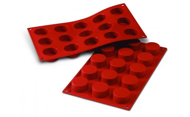 Silikomart Moule silicone 15 petits fours ronds
