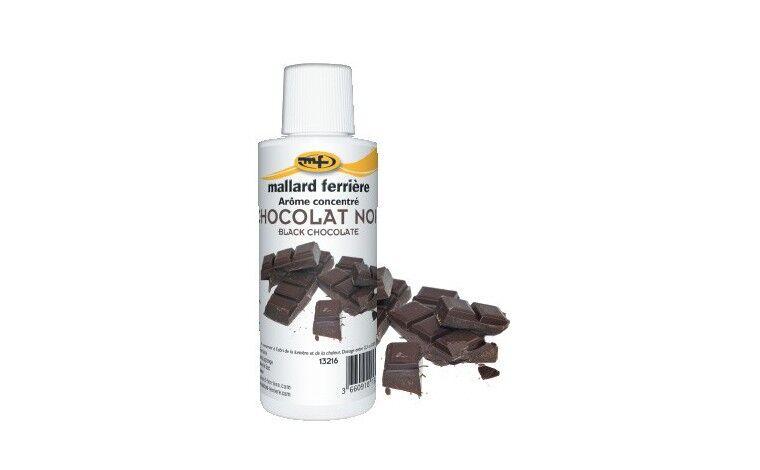 Mallard ferrière Arôme alimentaire concentré Chocolat noir 125ml