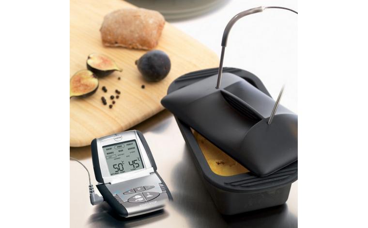 Mastrad Thermomètre four Mastrad avec sonde