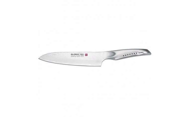 Global Couteau de cuisine japonais 19 cm Global Sai 01