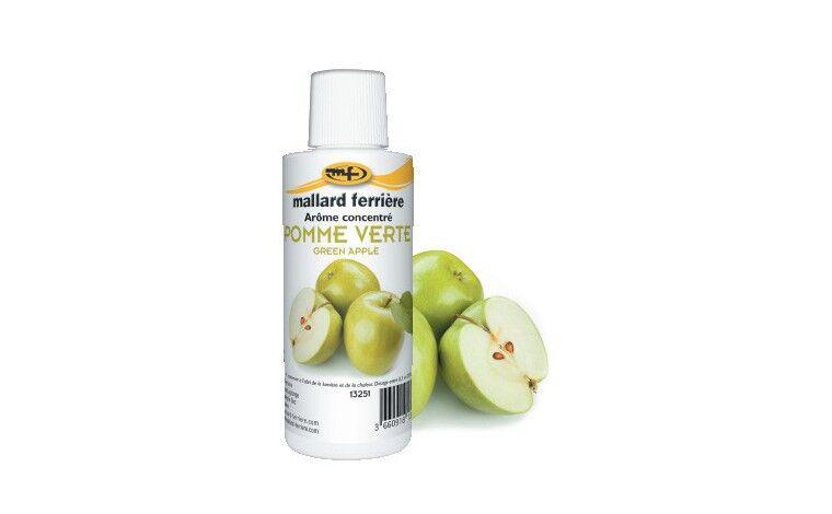 Mallard ferrière Arôme alimentaire concentré Pomme Verte 125ml