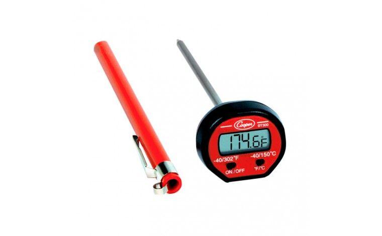 Colichef Thermomètre digital stylo -40°C à +150°C