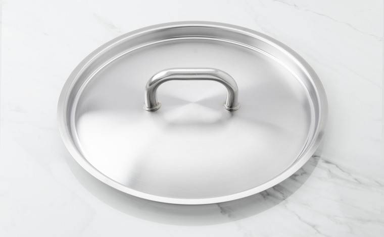 Matfer Bourgeat Couvercle inox diamètre 32 cm
