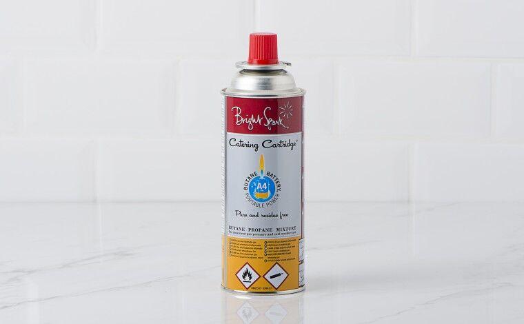 Colichef Cartouche gaz pour chalumeau Pro Cuisine