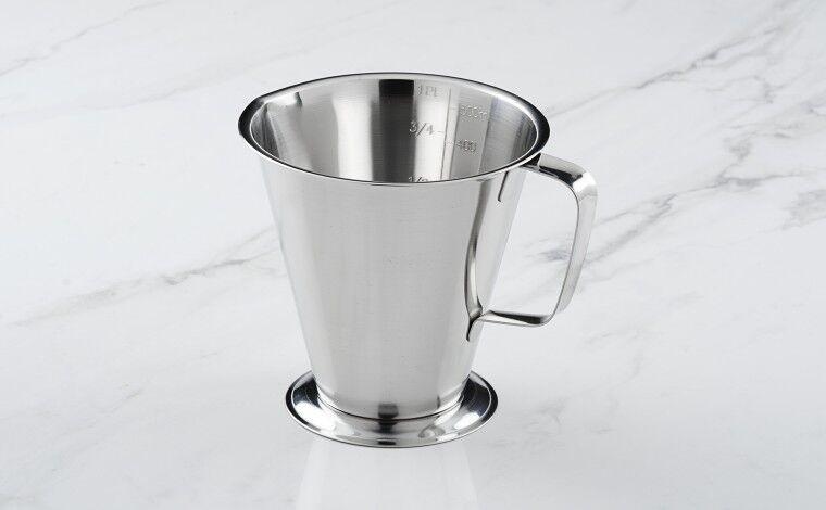 Colichef Mesure graduée inox 0,5 litre