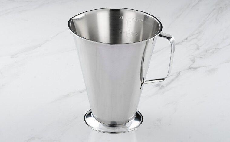 Colichef Mesure graduée inox 2 litres