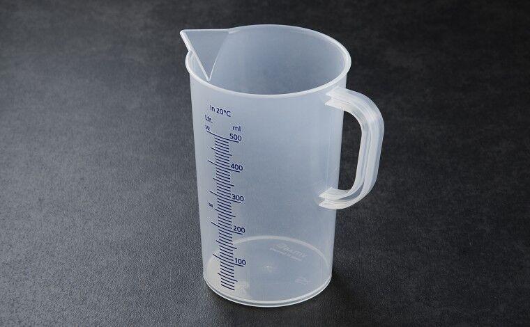 Colichef Mesure graduée plastique 0,5 litre