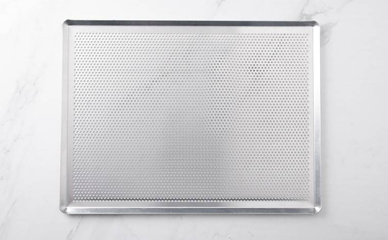 Mallard ferrière Plaque aluminium perforée 40x30cm