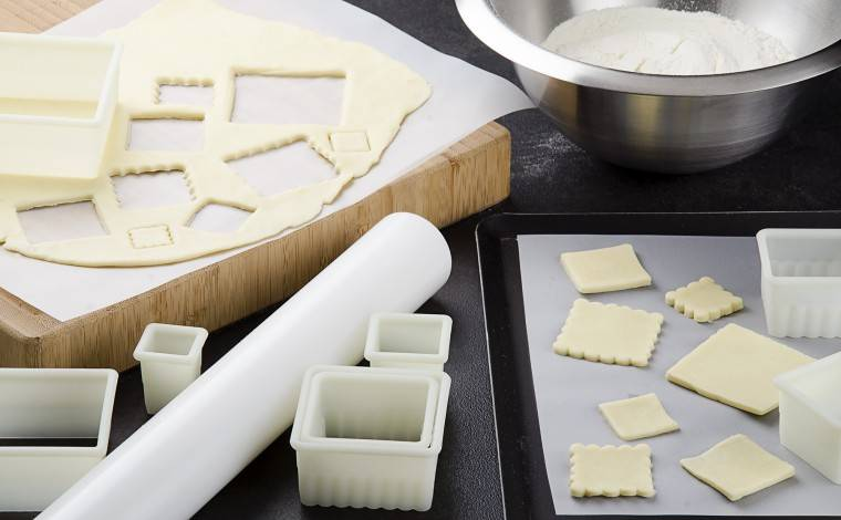 Mallard ferrière Rouleau à pâte en polyéthylène