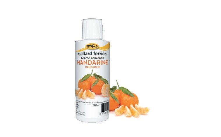 Mallard ferrière Arôme alimentaire concentré Mandarine 125ml