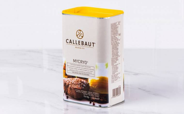 Callebaut Beurre de Cacao Mycryo 600 g