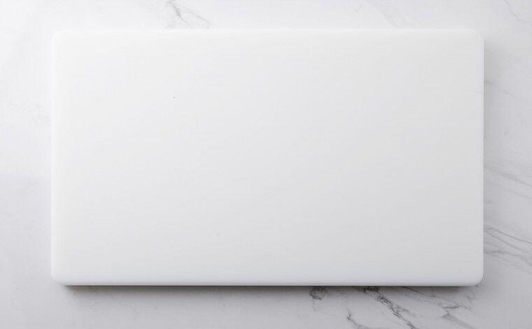 Colichef Planche à découper blanche