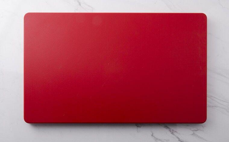 Colichef Planche à découper rouge