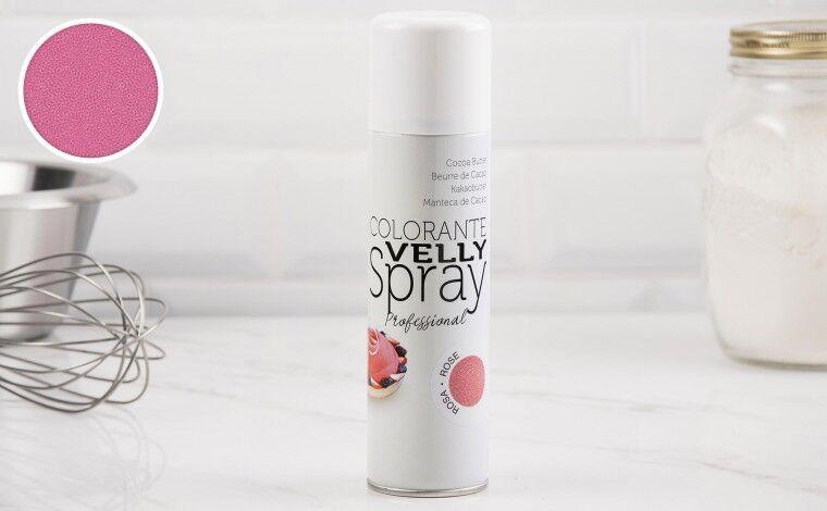 Colichef Spray effet velours rose 250 ML