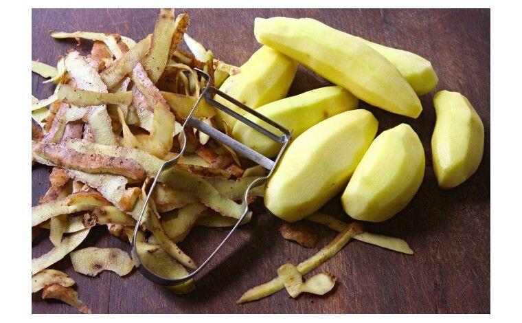Castor Eplucheur à légumes Castor - lame inox