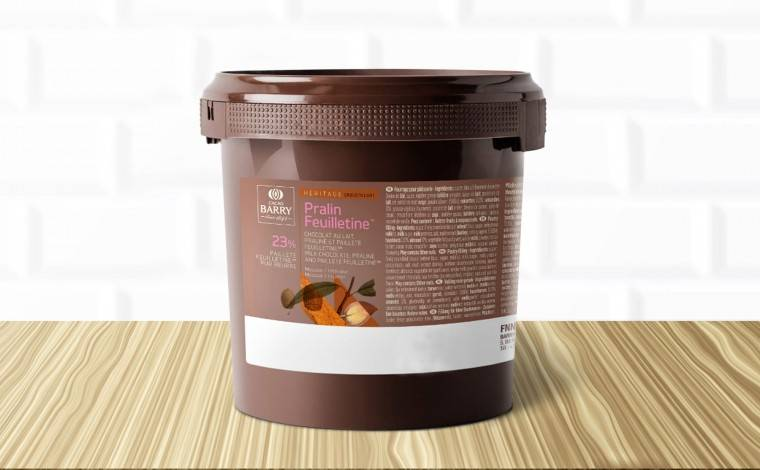 Cacao Barry PRALIN FEUILLETINE 1 kg