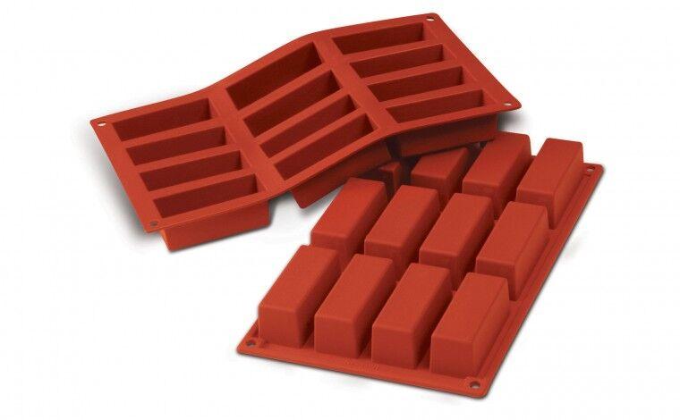 Silikomart Moule silicone 12 mini cakes