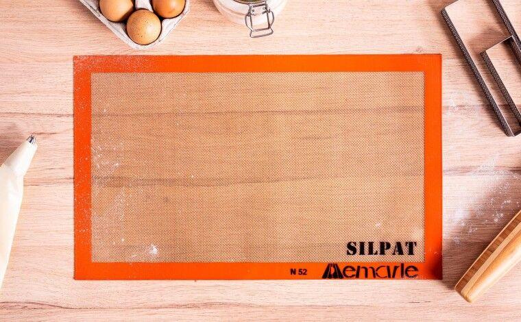 Matfer Bourgeat Toile de cuisson anti-adhérente Silpat - GN 1/1